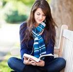 بخوان و به آرامش برس